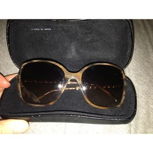 Chanel sunglasses barely worn! amazing condition